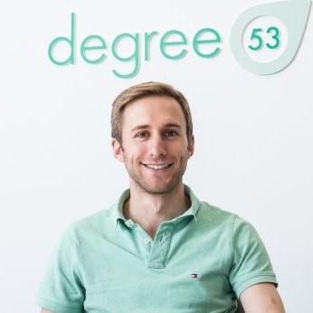 Richard Wagstaff of degree53